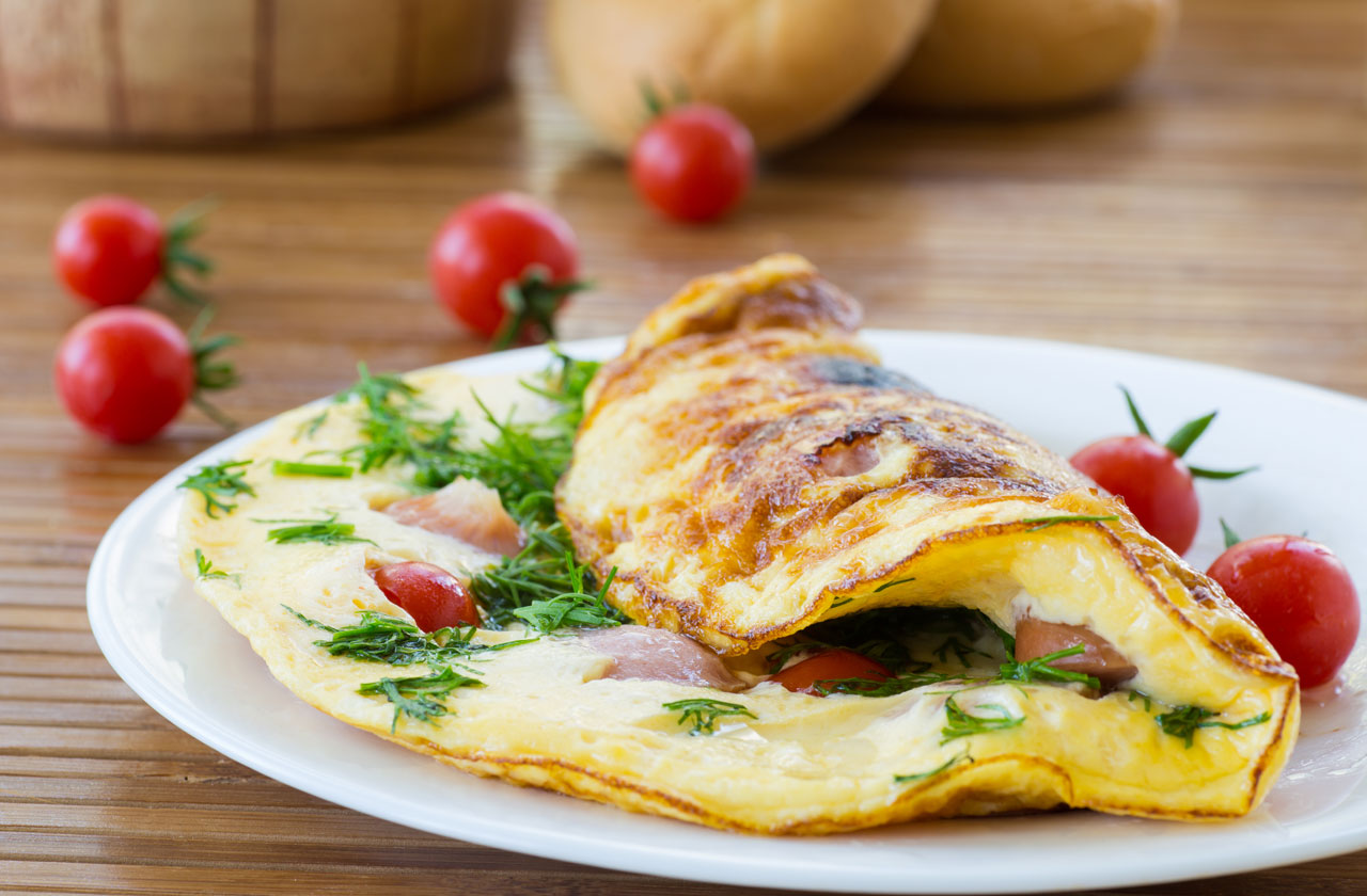 Perfect Omelets